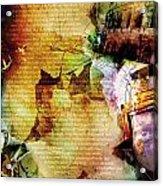 Romans 10 Acrylic Print