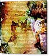 Romans 14 Acrylic Print