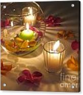 Romantic Setting Acrylic Print