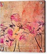 Romantiquite - 44bt22 Acrylic Print