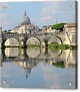 Rome Acrylic Print