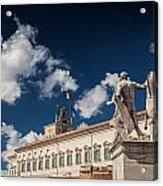 Rome Monuments Acrylic Print