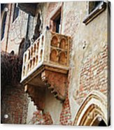 Romeo And Juliet Acrylic Print