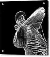 Ron Santo - H O F Acrylic Print