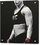 Ronda Rousey Acrylic Print
