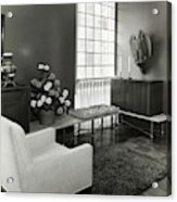 Room Designed By John And Earline Brice Acrylic Print