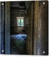 Room For One Acrylic Print