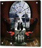 Room Skull Acrylic Print