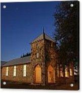 Roosevelt Church 2am-105379 Acrylic Print
