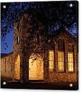 Roosevelt Church 2am-106055 Acrylic Print