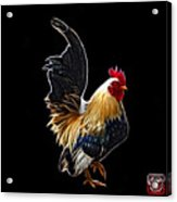 Rooster - 4602 - Bb Acrylic Print