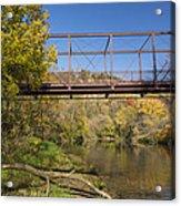 Root River Autumn 3 Acrylic Print