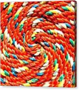 Rope Acrylic Print