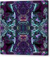 Rorschach Me Acrylic Print
