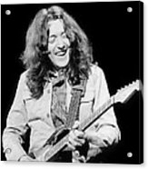 Rory Gallagher Acrylic Print