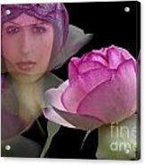 Rosamunde Acrylic Print