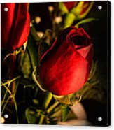 Rose Bouquet Acrylic Print