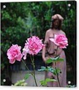 Rose Garden 3 Acrylic Print