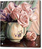 Rose Roses Acrylic Print