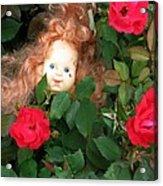 Rosebud Joy Acrylic Print