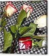 Roses From Rosa... Acrylic Print