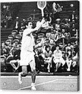 Rosewall Playing Tennis Acrylic Print