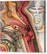 Rosh Hashanah Meditation Acrylic Print