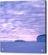 Ross-iceshelf-g.punt-2 Acrylic Print