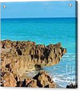 Ross Witham Beach 1 Acrylic Print