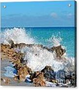 Ross Witham Beach 3 Acrylic Print
