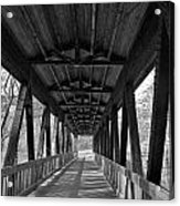 Roswell Bridge 1 Acrylic Print
