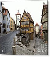 Rothenberg, Germany Acrylic Print
