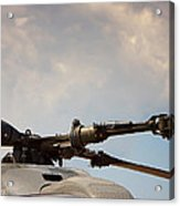 Rotor Navy Helicopter. Acrylic Print