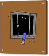 Rotting In Jail Acrylic Print