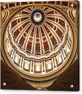 Rotunda Dome On Wings Acrylic Print