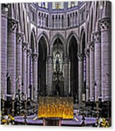 Rouen Cathedral  Acrylic Print