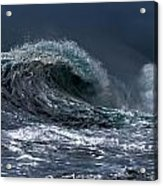 Rough Wave Acrylic Print