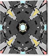 Roundhouse Acrylic Print