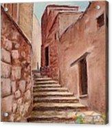 Roussillon Walk Acrylic Print