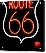 Route 66 2 Acrylic Print
