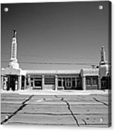 Route 66 - Conoco Tower Station 4 Acrylic Print