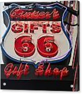 Route 66 Gifts Acrylic Print