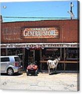 Route 66 - Oatman General Store Acrylic Print