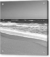 Route A1a, Atlantic Ocean, Flagler Acrylic Print