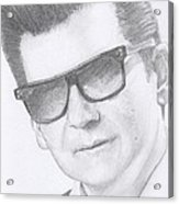 Roy Orbison Acrylic Print