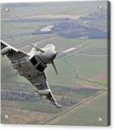 Royal Air Force Typhoon Fgr4 Acrylic Print