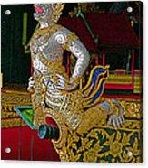 Royal Barges Museum In Bangkok-thailand Acrylic Print