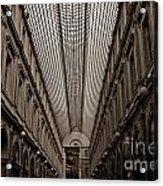 Royal Galleries Of Saint-hubert Acrylic Print