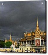 Royal Palace Cambodia Acrylic Print