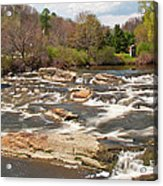 Royal River 0161 Acrylic Print
